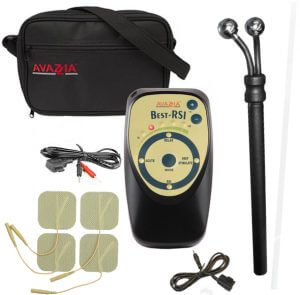 Avazzia BEST RSI System Kit The BEST-RSI™ device offers stronger, output microcurrent